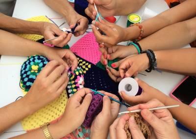 Taller de Crochet – Nivel 1
