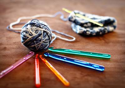 Taller de Crochet – Nivel 2